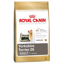 Ração Royal Canin York Shire Terrier 28 Adult – 3kg