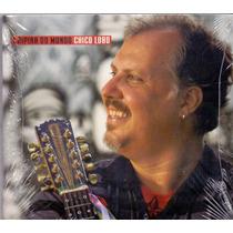 Cd Chico Lobo - Caipira Do Mundo ( Pac ) - Novo***