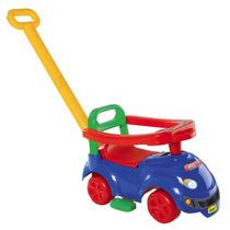 Carrinho Andador Haste Para Empurrar Toys Walk Mk193 Dismat