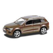 Coleção California Jr. Volkswagen Touareg 1:43 Diecast Metal