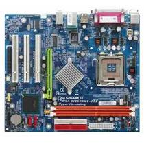 Placa Mãe Ga-8i865gme-775+sata Onboard Com Processador E Col