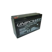 Bateria 6v 12ah Bandeirantes Magic Toys Biemme Moto Elétrica