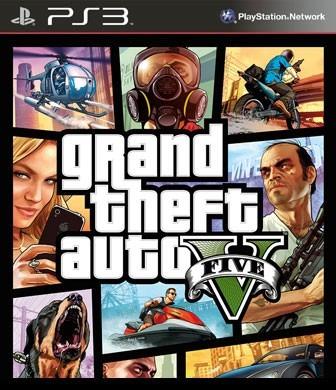 Gta 5 V Ps3 Grand Theft Auto V Ps3 Português Pronta Entrega
