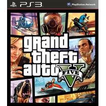 Gta 5 V Grand Theft Auto 5 V Ps3 Português Pronta Entrega