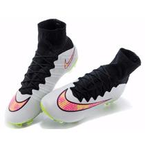 Chuteira Botinha - Nike Mizuno Lotto Adidas Kelme Kappa 100%