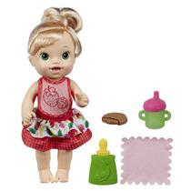 Boneca Baby Alive Meu Lanchinho A7194 Hasbro