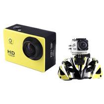 Câmera Filmadora Digital Sports Hd Dv 1080p Prova D