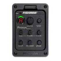 Captador Fishman Presys Blend Violão C/ Microfone Completo