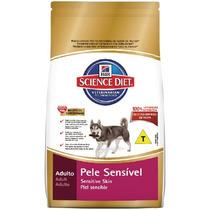 Ração Hill´s Cães Adulto Pele Sensível – 12kg _ Scien