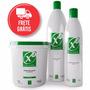 Doux Clair Kit X3 Relaxer - Relaxamento Forte 3 Produtos