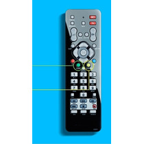 Controle Remoto Universal Tv Lcd Led Dvd Home Theater Net
