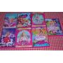Coleção Barbie Com 7 Dvds