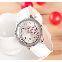 Relógio Infantil Hello Kitty - Quartzo Analógico