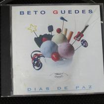 Cd Beto Guedes Dias De Paz