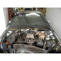 Audi A6 2.8 V6 30v 2001 Sucata P Peças Desmanche Motor Caixa