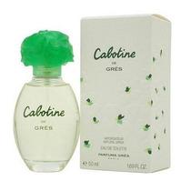 Perfume Cabotine Feminino 100ml Eau De Toilette - Grés
