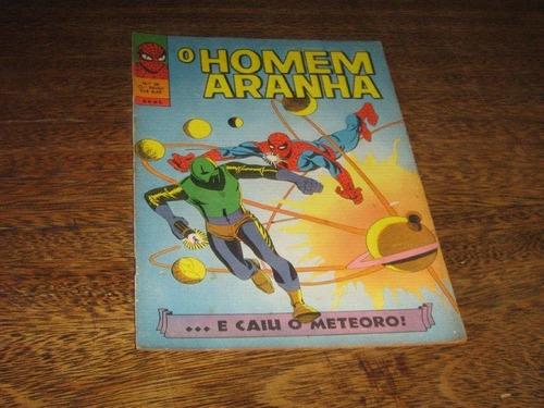 Homem Aranha 1ª Série Nº 20 Novem/1970 Editora Ebal Original