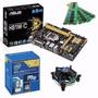 Cpu+ Monitor 19 + Hd 1tb+4gb+ Processador I3 4170+gabinete!!