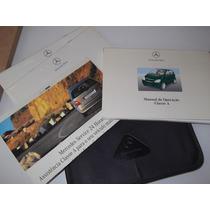 Manual Do Proprietário Mercedes Classe A