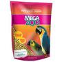 Ração Am16 Papagaios E Araras – 700g _ Megazoo