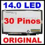Tela 14.0 Led Slim Para Ultrabook Acer Aspire V5-472-6_br826