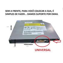 Gravadora De Dvd Dual Layer Sata Universal Para Notebooks