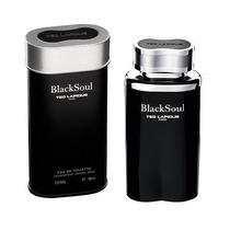 Perfume Black Soul Masculino 100ml Edt - Ted Lapidus