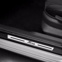 Jogo Soleira Resinada New Fiesta Hatch Sedan 4p 2011 A 2015