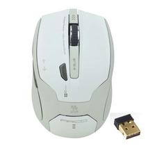Mouse Sem Fio E-blue Arco 2 1480dpi Wireless Branco