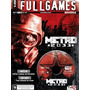 Kit Com 03 Revistas Full Games Novas, Original, R$ 6,99
