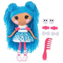 Boneca Lalaloopsy Loopy Hair Mittens Fluff N Stuff Buba