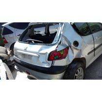 Sucata Peugeot 206 1.6, Vidro,banco,painel - 240,00 Em Peças
