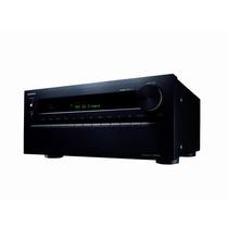 Receiver Onkyo Tx-nr838 7.2-ch 3d 4k Wi-fi 130w Bluetooth