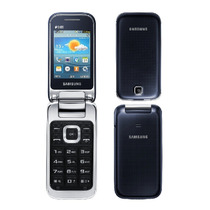 Celular Samsung Gt C3592 2 Chip Câmera 2mp 10jogos +4gb+fone