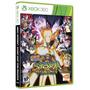 Naruto Shippuden Ultimate Ninja Storm Revolution Xbox 12x Sj