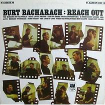 Burt Bacharach Reach Out Lp Importado 1967 Orig Americano