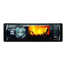 Rádio Mp3 Dvd Usb Entrada Auxiliar Tela Lcd 3 180w New Link