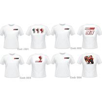 Camiseta Marc Marquez Moto Gp Honda Racing Repsol