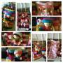 Pacote Com 12 Saquinhos Para Lembrancinhas Maternidade