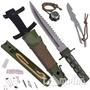 Faca Apache Echolife - Melhor Que Platoon Nautika - Rambo