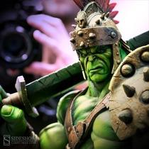 Sideshow Gladiator Hulk Premium Format - Planet Hulk - 76cm