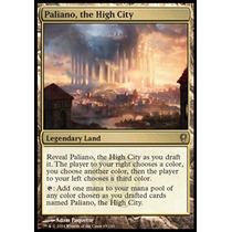 Paliano, The High City - Conspiracy