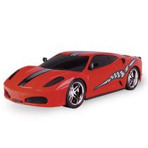Carrinho Sportcar Megafrix Super 4651 Vermelho - Poliplac