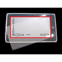 Pelicula Tablet 7 Polegadas Universal Para Todas As Marcas
