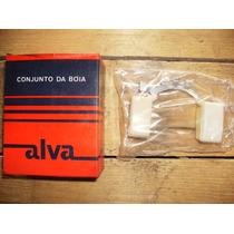 Bóia Carburador Fiat Uno / Ford / Chevrolet - Alva