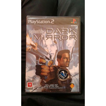 Syphon Filter Dark Mirror, Ps2 Novo, Lacrado E Original