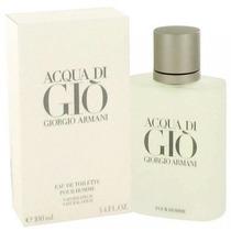 Perfume Acqua Di Gio Pour Homme Giorgio Armani Original