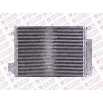 Condensador Fiat Palio 2012 Valeo Com Filtro Secador - Novo