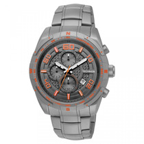 Relógio Technos Titânio Carbon 01 Ano De Garantia Oferta