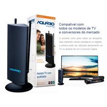 Antena Interna De Multirecepção Tv Hdtv Dtv-4500 Aquário